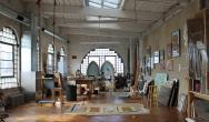 Home Art Studio Ideas Interior Design Reflecting