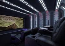 Home Cinema Star Wars Thema