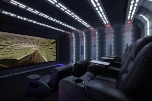Home Cinema Star Wars Thema
