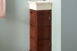 Home Decor Bathroom Corner Vanity Units Galley Kitchen