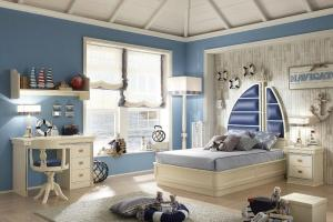 Home Decor Trends 2017 Nautical Kids Room