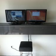 Home Design Amusing Wall Mounted Desks
