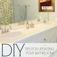 Home Design Ideas Bathroom Decorating Budget