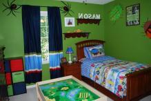 Home Design Interesting Boys Room Paint Ideass
