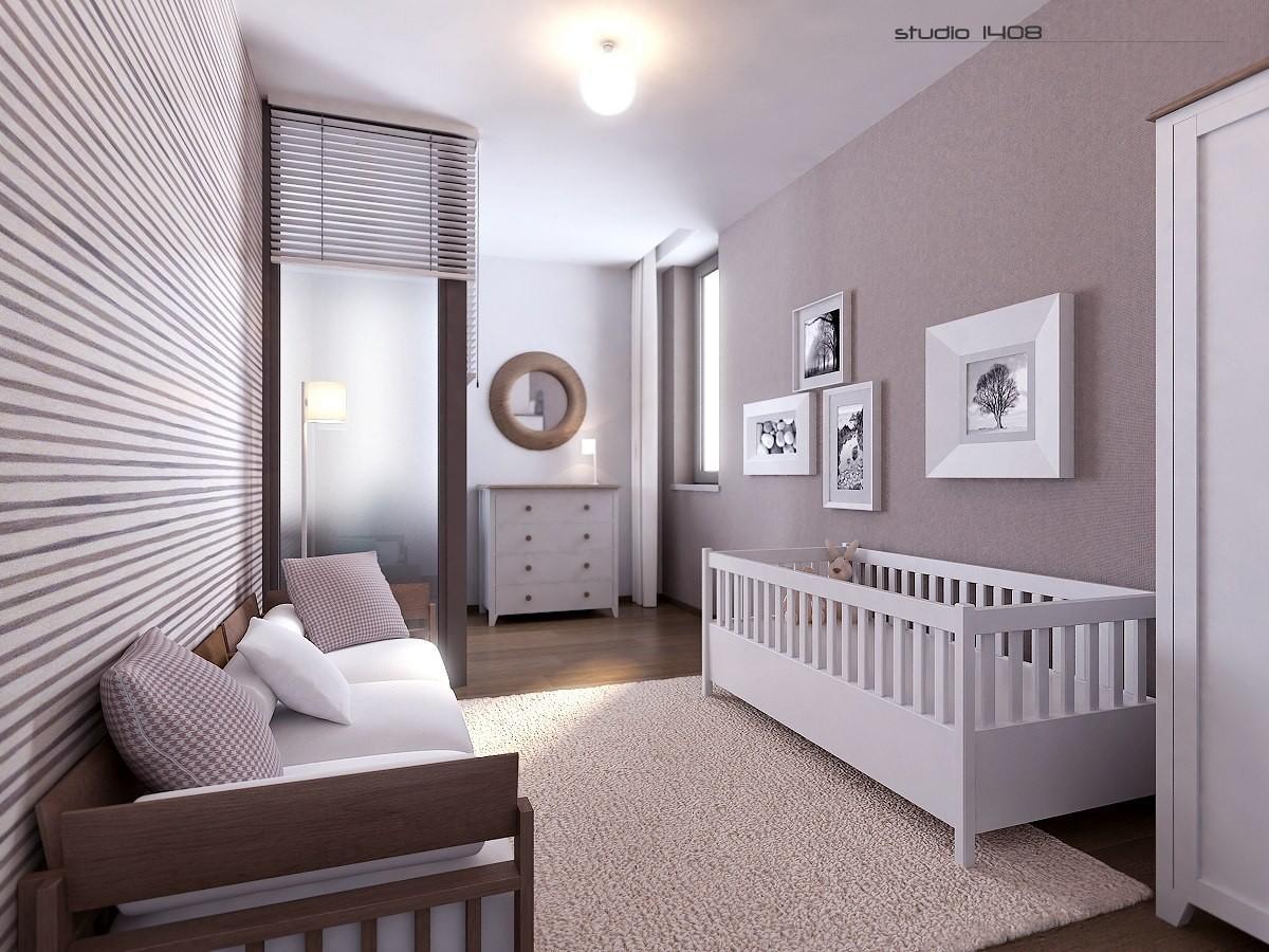 Home Design Modern Neutral Baby Room Ideas Midcentury Decoratorist 85125