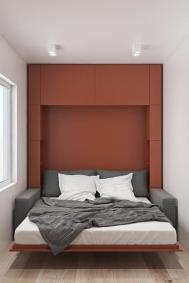 Home Designing Minimalist Style Design Bed Bath
