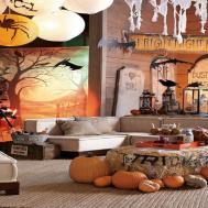 Home Garden Decoration Ideas Scary Halloween Decorations