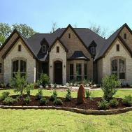 Home Ideas Stucco House Designs Colonial Style Homes