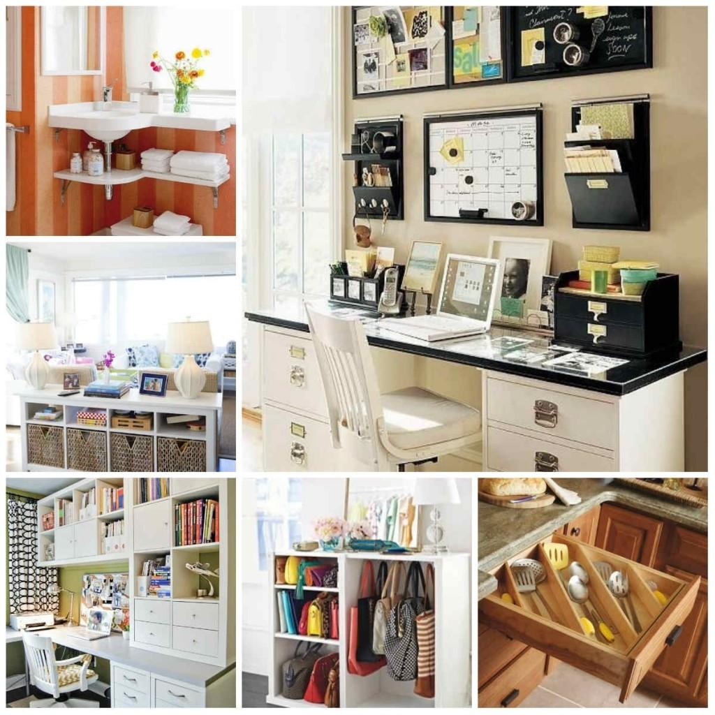 Inspiring Home Office Organization Ideas That Will Give You Amazing Ideas Photo Gallery Decoratorist