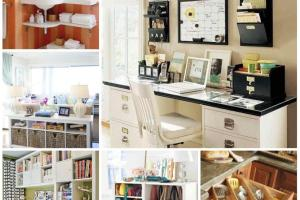 Home Office Organization Ideas Decorating Your Small Space