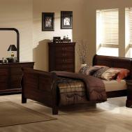 Homelegance Chateau Brown Bedroom Set B549 Homelement