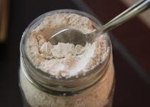 Homemade Peppermint Bath Salts Oatmeal Cookie Soak