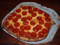 Homemade Pizza Recipe Dishmaps