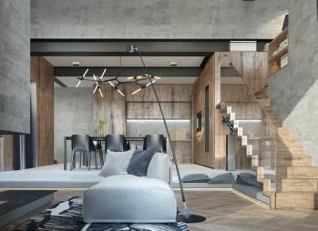 Homes Inspiring Wall Treatments Designer Lighting