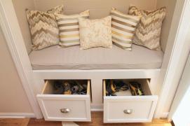 Hometalk Diy Closet Bench