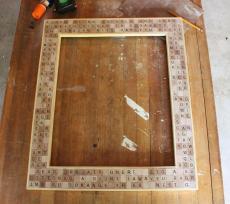 Hometalk Diy Scrabble Tile Mirror