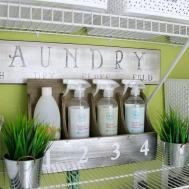 Hometalk Laundry Room Storage Miriam Clipboard