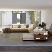 Host High End Italian Sectional Designer