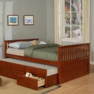 House Construction India Trundle Bed
