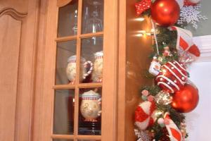 House Decor Christmas Cor Kitchen