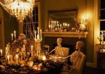 House Decoration Ideas 2017 Halloween Party Lighting