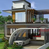 House Design Floor Plan Map Home Front