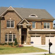 House Red Brick Home Design Ideas Homes Hill