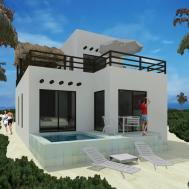 House Sale Sisal Yucatan Mexico Beach
