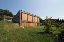 House Schlins Juri Troy Architects Archeyes