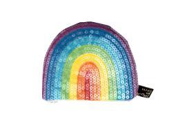 Iconic Sequin Purse Rainbow Makemeiconic