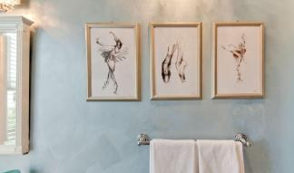 Ideas Cozy Bathroom Wall Decor Decoras Jchansdesigns