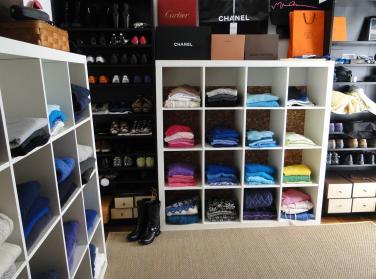 Ideas Organize Closet Bedroom Organizing Diy Storage