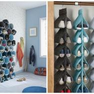 Ideias Como Organizar Sapatos Seu Arm Rio