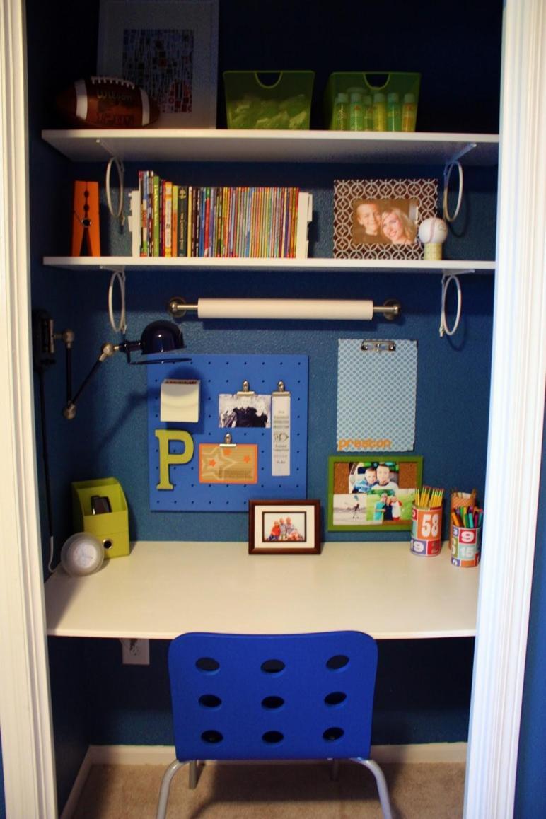 Iheart Organizing Closet Case Ultimate Kid Study Zone