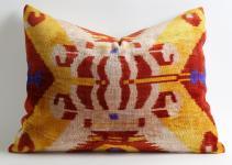 Ikat Pillow Case Decorative Pillows Couch Sofa