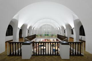 Impact Hub Belgrade Ured Architecture Studio