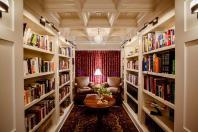 Impressive Home Library Design Ideas 2017