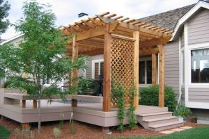Impressive Wooden Pergola Design Ideas Yard Elves