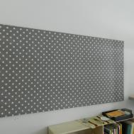 Incredibly Easy Diy Giant Bulletin Board Planning All
