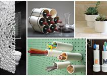 Incredibly Useful Diy Projects Pvc Pipes Top