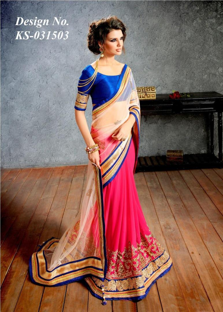 Indian Designer Sarees Shopping