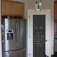 Indulging Chalkboard Accent Wall Jroxdesigns