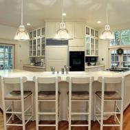 Industrial Dining Room Light Fixtures Lamps Ideas