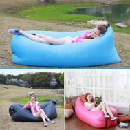 Inflatable Outdoor Air Sleep Sofa Couches Low