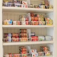 Ingenious Kitchen Pantry Organization Projects Diy