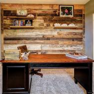 Ingenious Ways Bring Reclaimed Wood Into Your Home