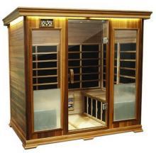Innovative Home Sauna Design Modern Touch Comfortable