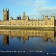 Inspiration Series London England Quote