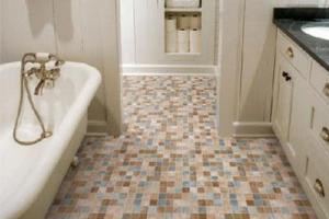 Inspirational Bathroom Tile Floor Ideas Awesome