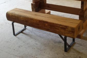 Inspirations Metal Coffee Table Legs Bench Seat